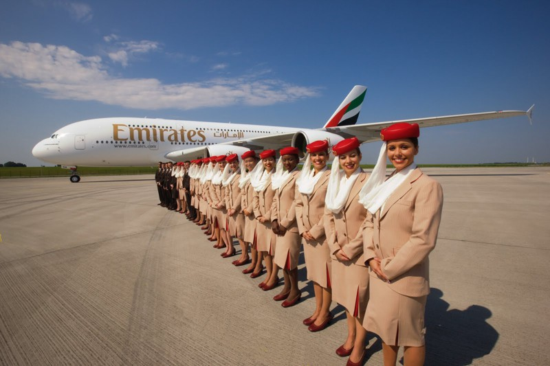 1. Авиакомпания Emirates авиакомпании, самолеты, ссср