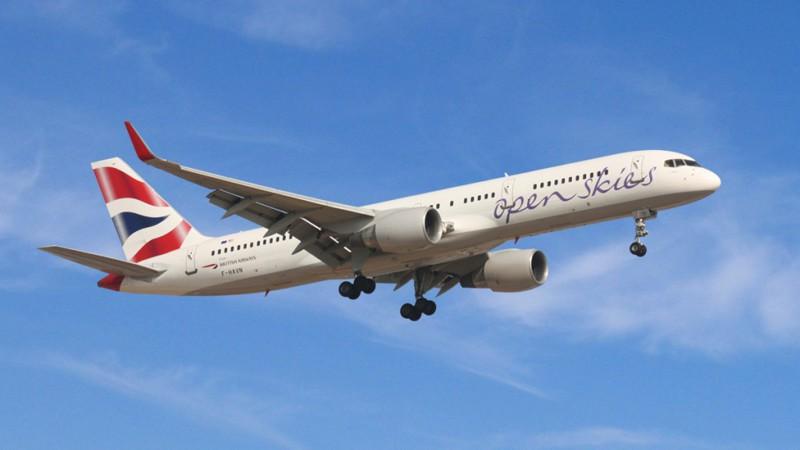 3. Авиакомпания OpenSkies Airline авиакомпании, самолеты, ссср