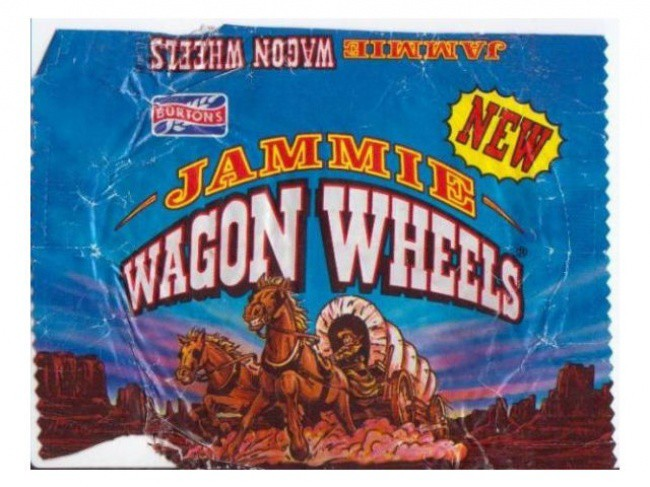 2. Печенье Wagon Wheels