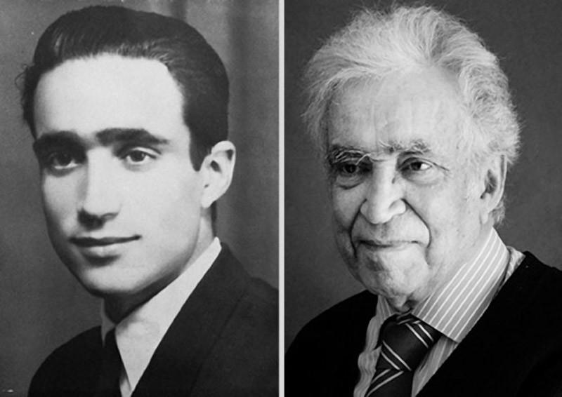 Люди в молодости и старости фото