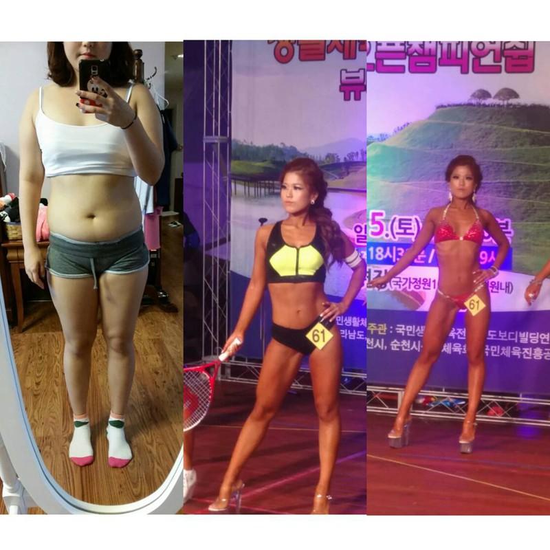 Корейский секрет похудения