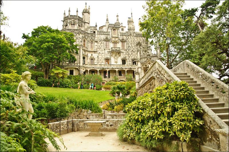 Картинки по запросу португалия синтра ,мыс Рока, дворец Пена