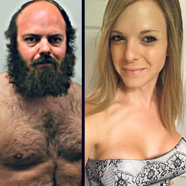 Трансы превращение в женщину #2