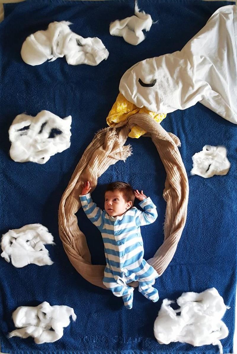можно идеи для домашней фотосессии с детьми сегодня самая