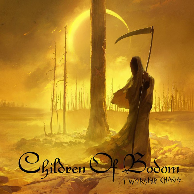 "Новый альбом Children Of Bodom ""I Worship Chaos"""