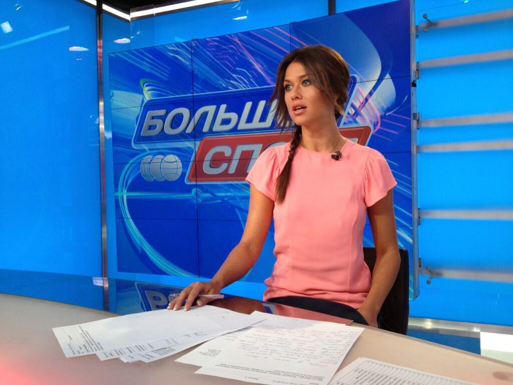 Самыу сексуальные телевидущие телеканала россия 2