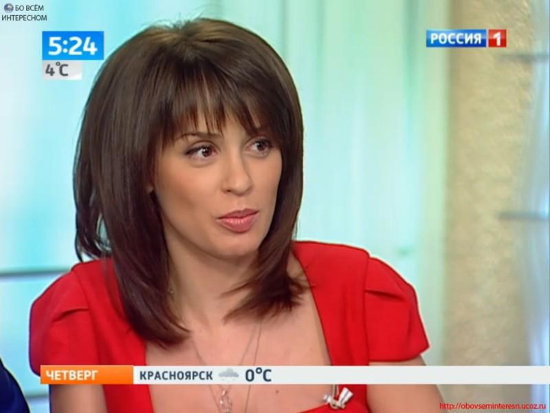 Сексуальные ведущая россии