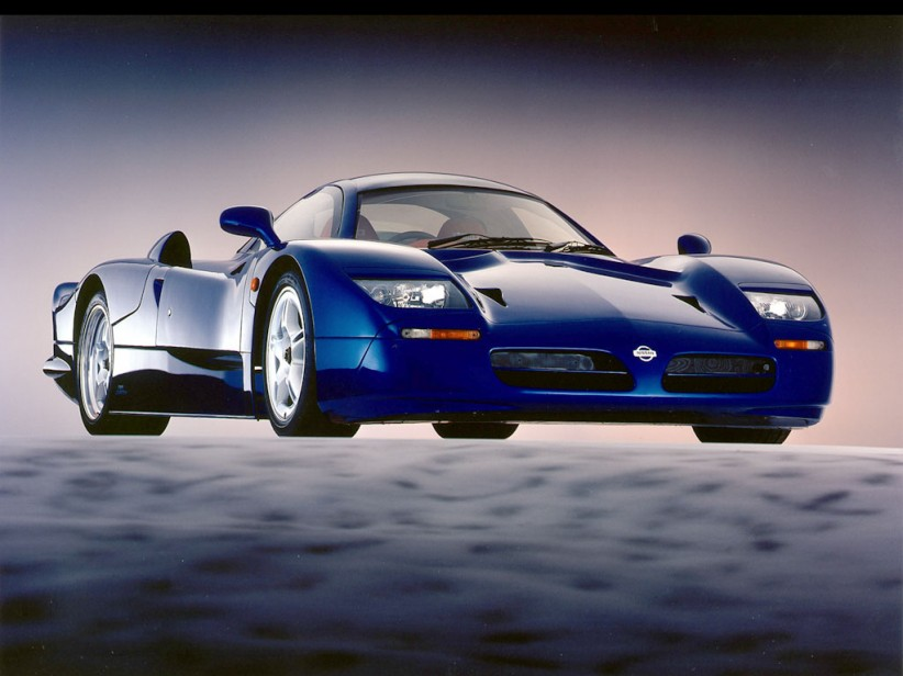4. Nissan R390 GT1 Road Car автодизайн, спорткары, суперкары