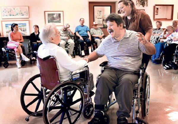 Жить или нет в доме престарелых в спб дом престарелых