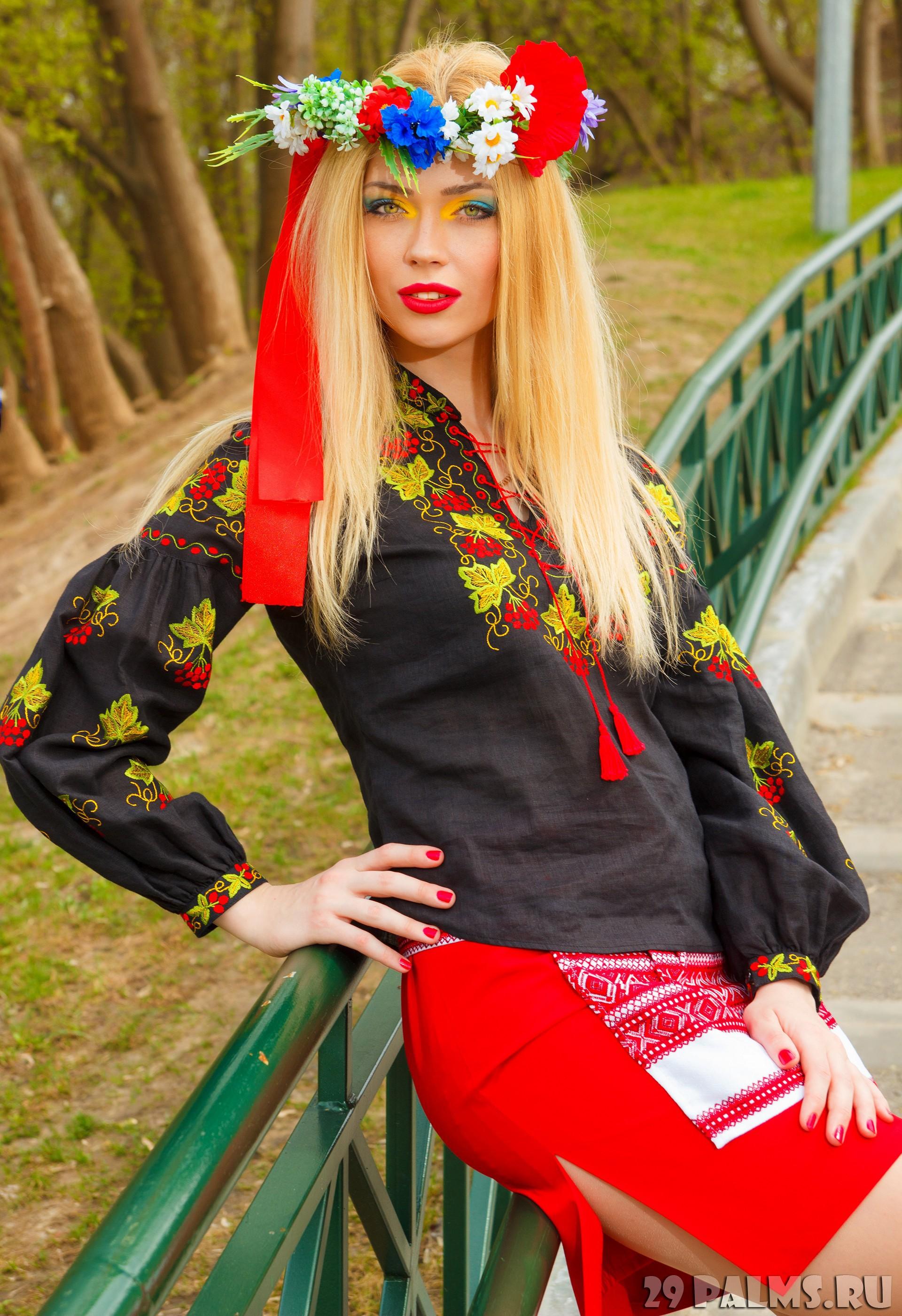 Красивые молодые украинки — 8