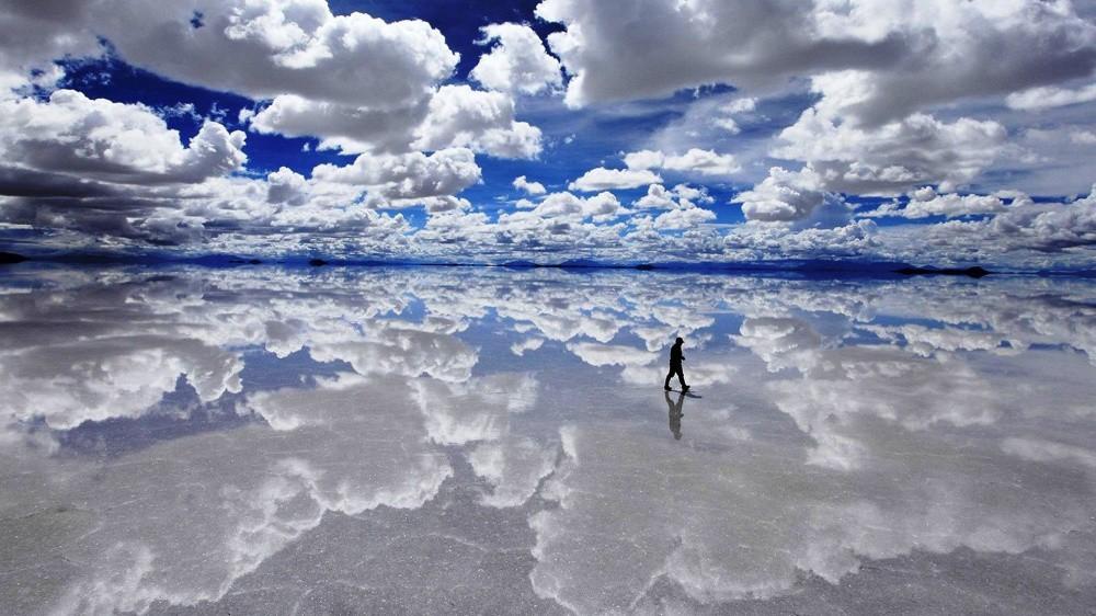 9. Солончак Уюни, Боливия красиво, природа, факты