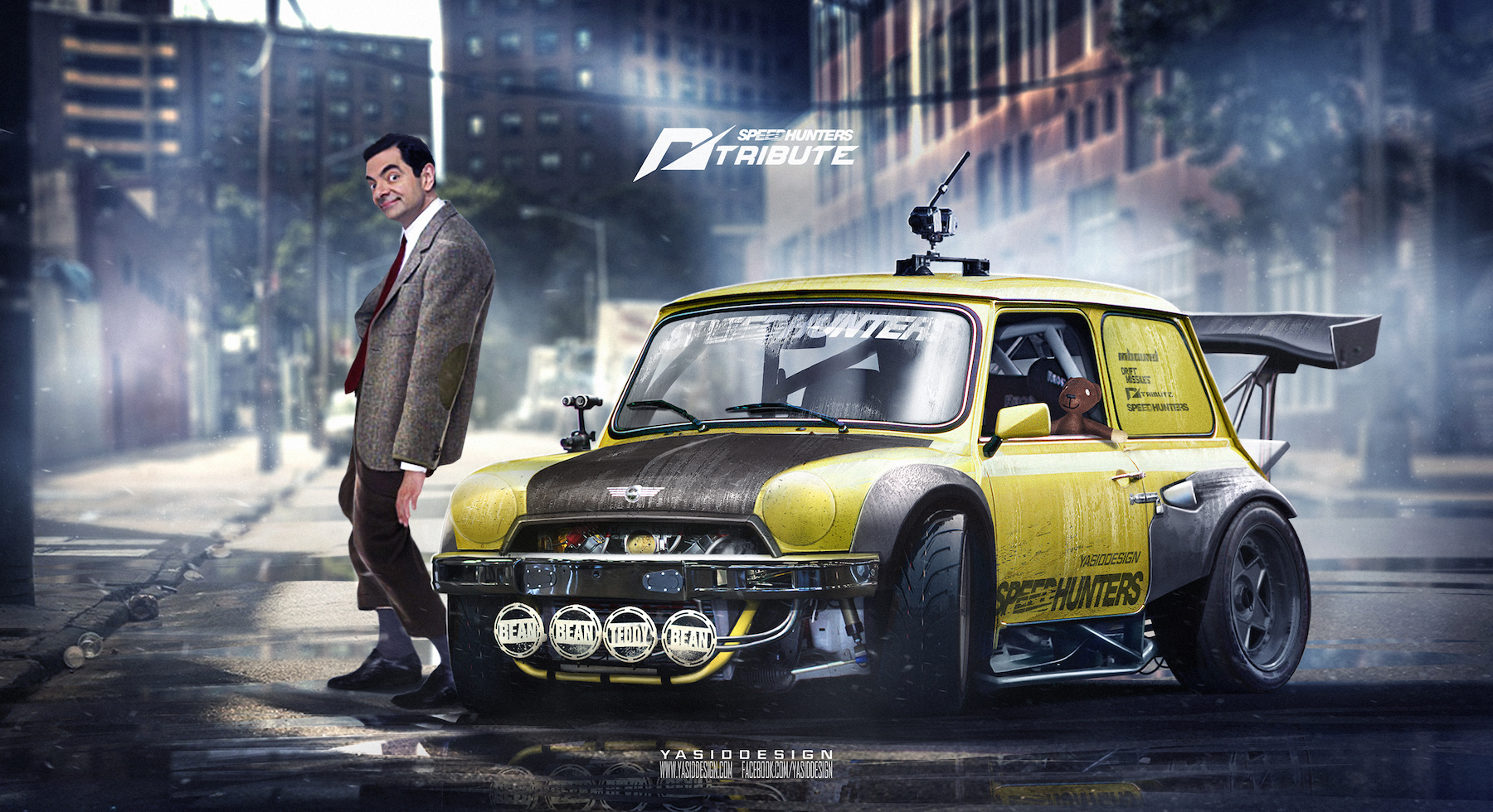 Mr Bean's Mini