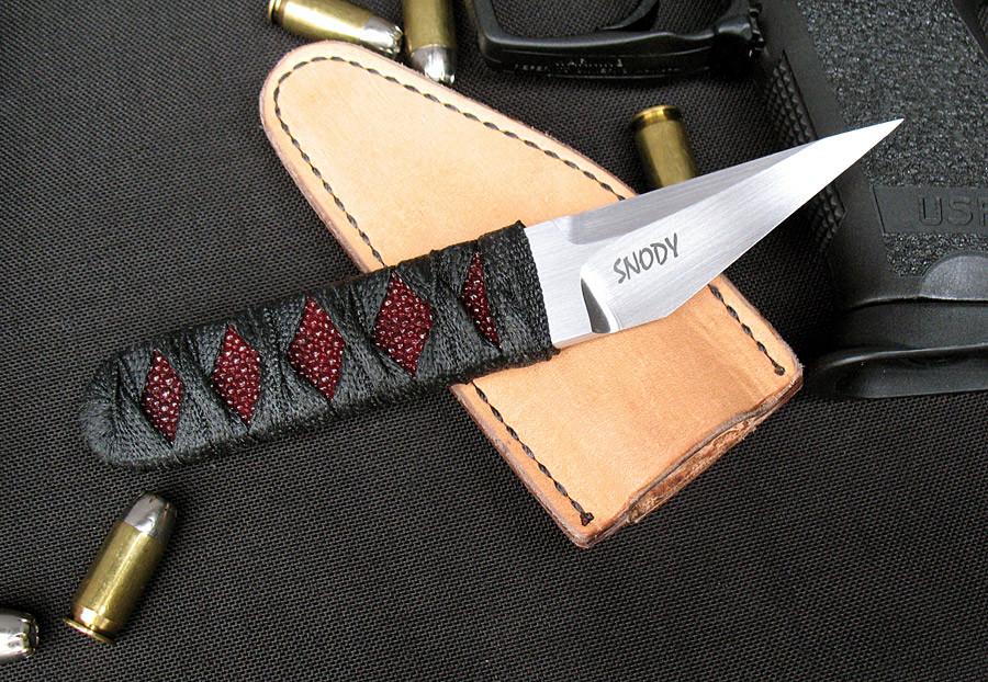 Киридаши от американского ножевого мастера Майка Сноди. киридаши, мастерство, нож