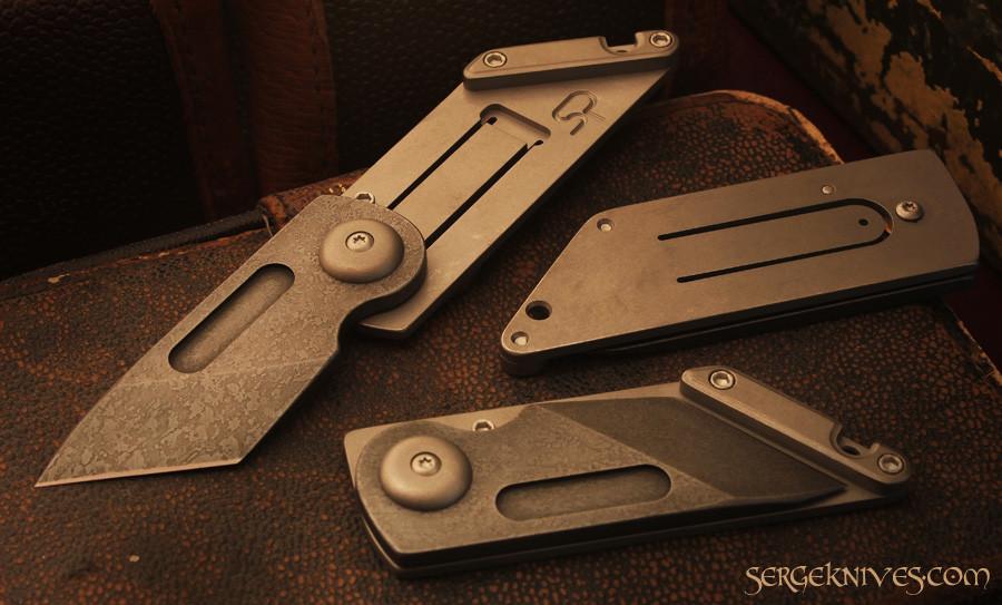 Американский ножевой мастер Сергей Панченко пошел по менее распространенному пути, создав небольшой нож-брелок с незамысловатым названием Folding Kiridashi (Складной Киридаши). Как и многие другие творения Панченко, этот нож выглядит очень стильно и киридаши, мастерство, нож