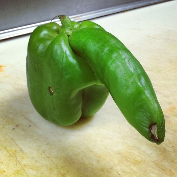 Овощи секси