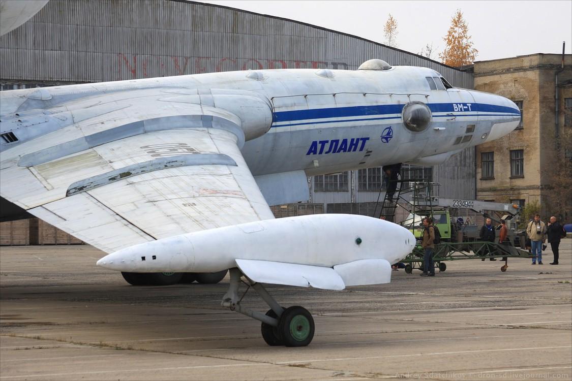 Обои Самолёт, советский, Вм-т, атлант. Авиация foto 12