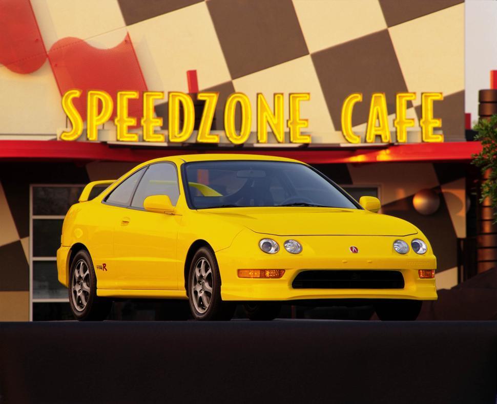 Honda Integra. япония, японский автопром