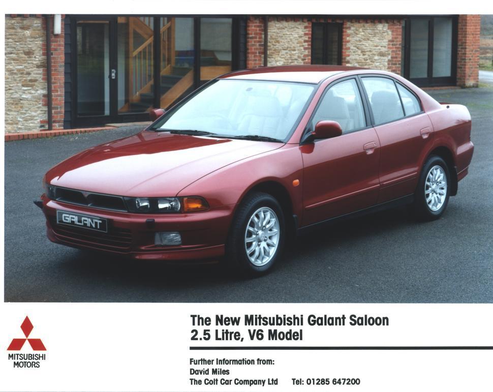 Mitsubishi Galant/Legnum (8-е поколение). япония, японский автопром