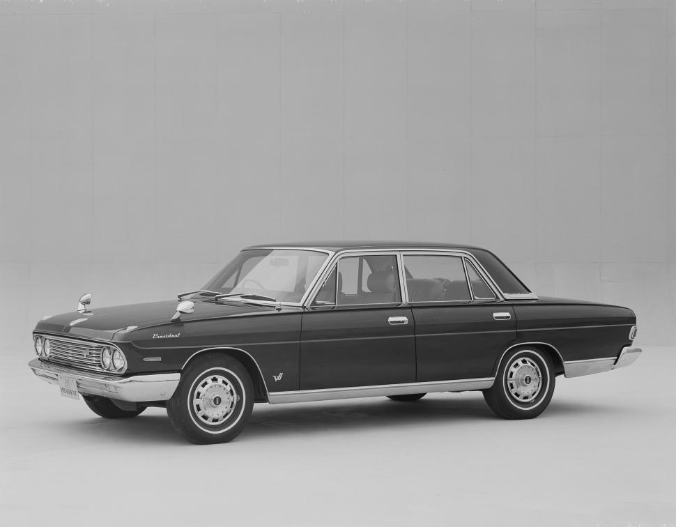 Nissan President H150. япония, японский автопром