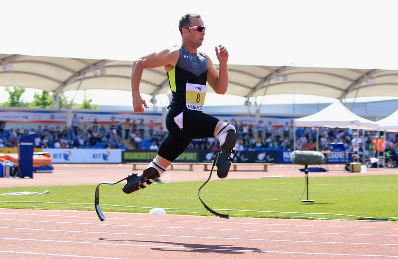 1. Оскар Писториус. паралимпийцы, чемпионы