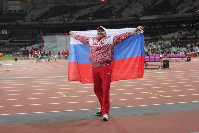 4. Алексей Ашапатов. паралимпийцы, чемпионы