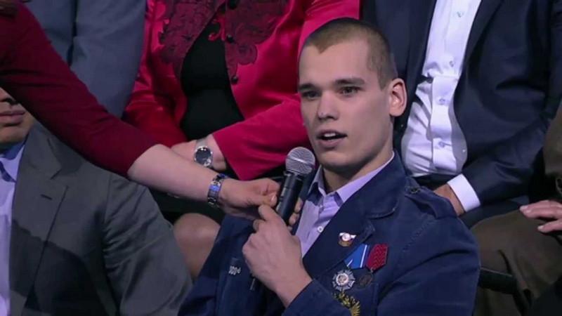 5. Дмитрий Кокарев. паралимпийцы, чемпионы