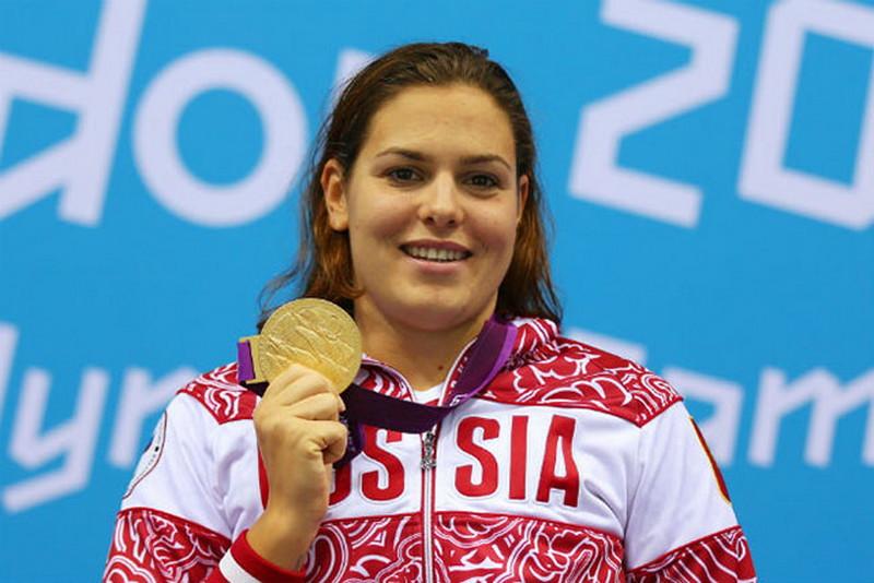 7. Оксана Савченко. паралимпийцы, чемпионы