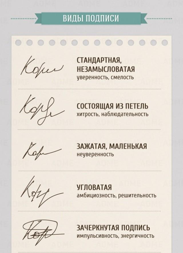 Что значит если меняется почерк