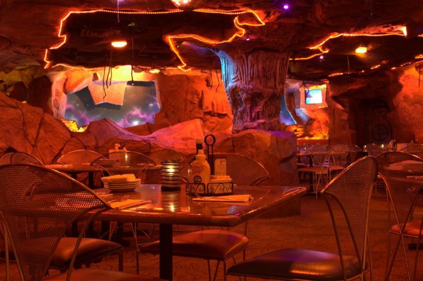 6. Марс 2112 интересное, мир, ресторан