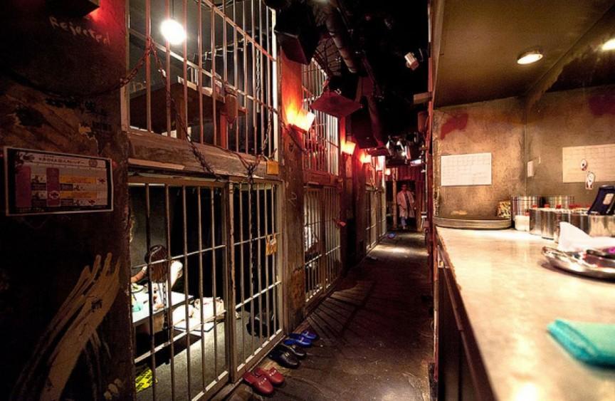 4. Alcatraz E.R. интересное, мир, ресторан