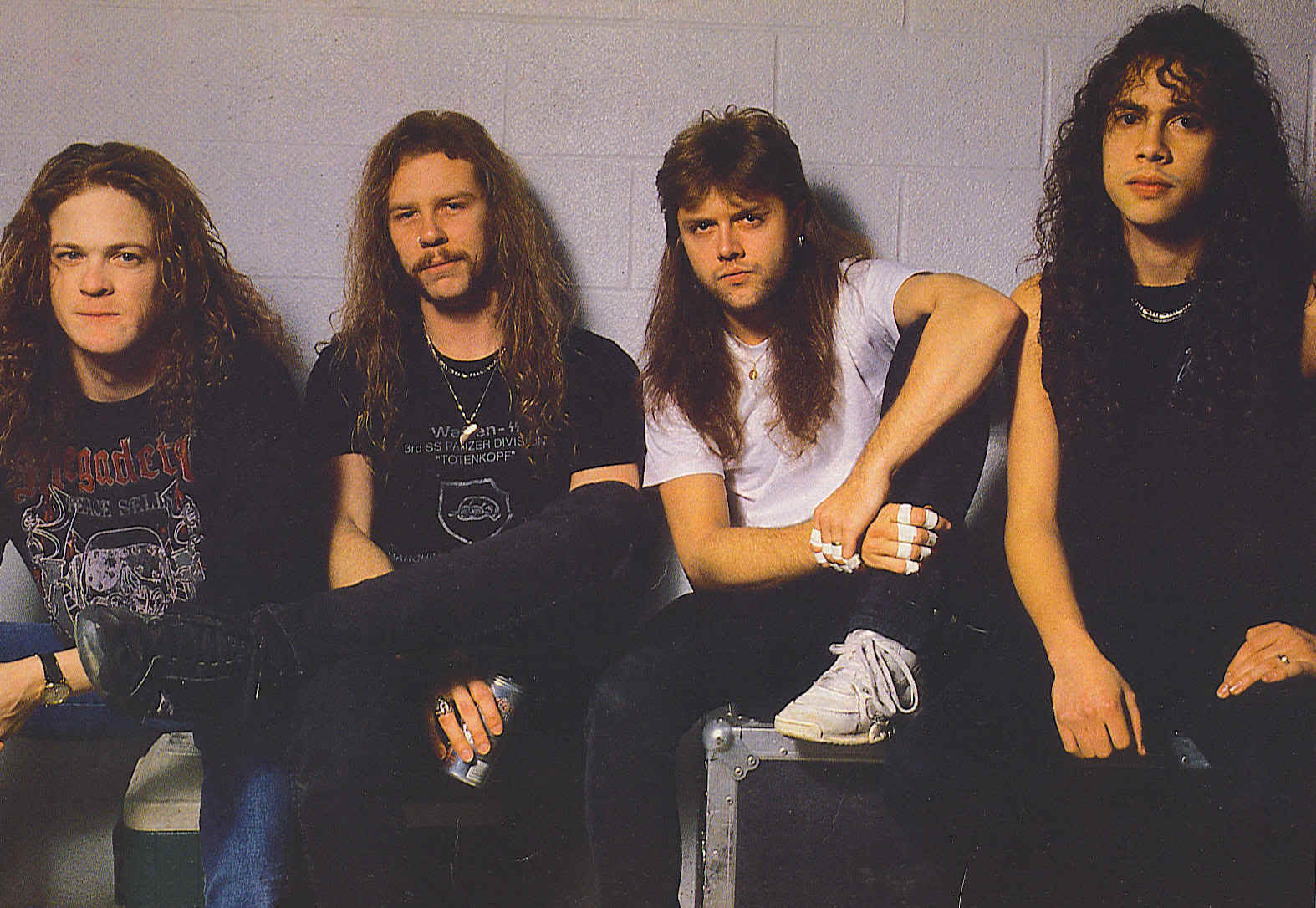 an analysis of the 1980s rock band metallica and their changing image throughout the years Meanwhile, in the absence of new yes albums, other bands began trying to capitalize on the yes sound by creating their own versions of such: the most notable of these were starcastle, a progressive rock band signed by epic records, who made their recording debut in 1976 with a self-titled album that could have been another incarnation of yes.