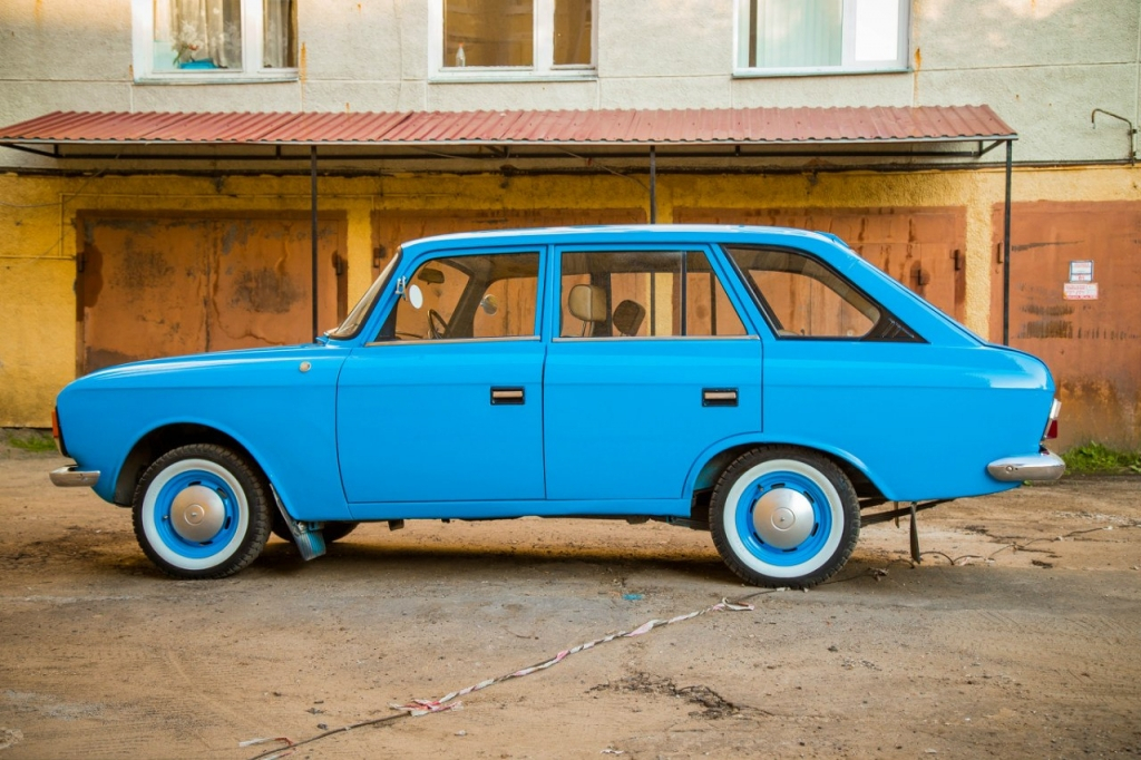 машина москвич заватиской картинки