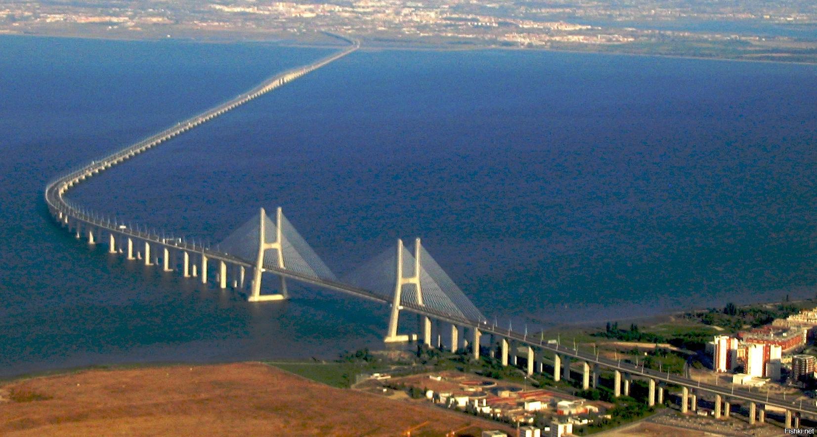 самый большой мост в португалии фото выйти