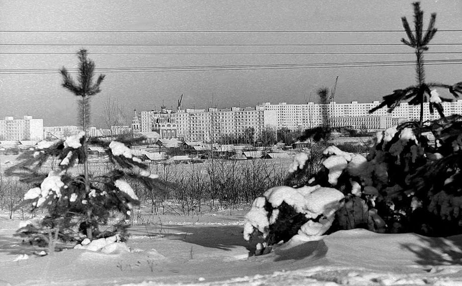 Картинки по запросу Москва Юго-Западная в 1970-х годах