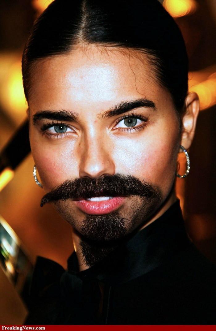 Смешные картинки бородатых женщин