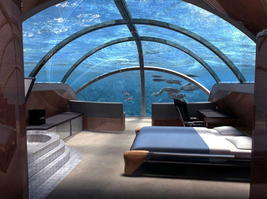 hydropolis underwater hotel The first of three dubai underwater hotels on our list, the crescent hydropolis is poised to be huge, with over 200 suites yes, it's still under construction, but the promise and potential of this impressive structure has earned it a spot on our ten best.