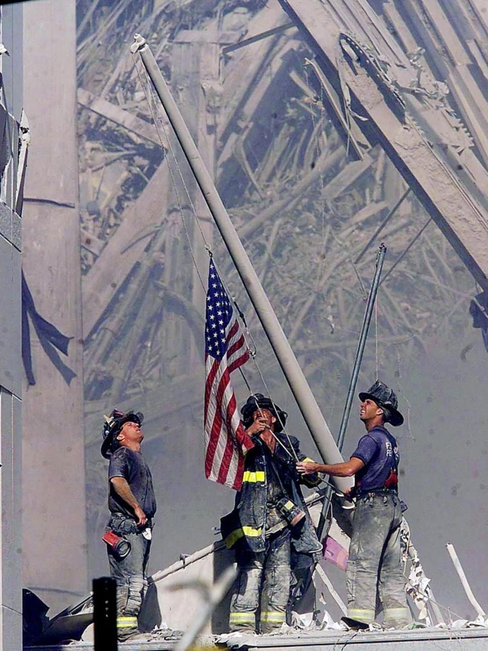 a firemans memories from the september 11 attacks Ten years after the 9/11 terror attacks, a fireman in dress uniform the memory of sept 11 the terrorist attacks of september 11.