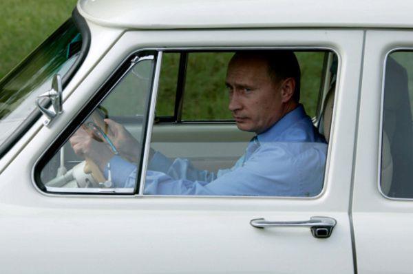 Машины Владимира Путина Машины Владимира Путина, факты