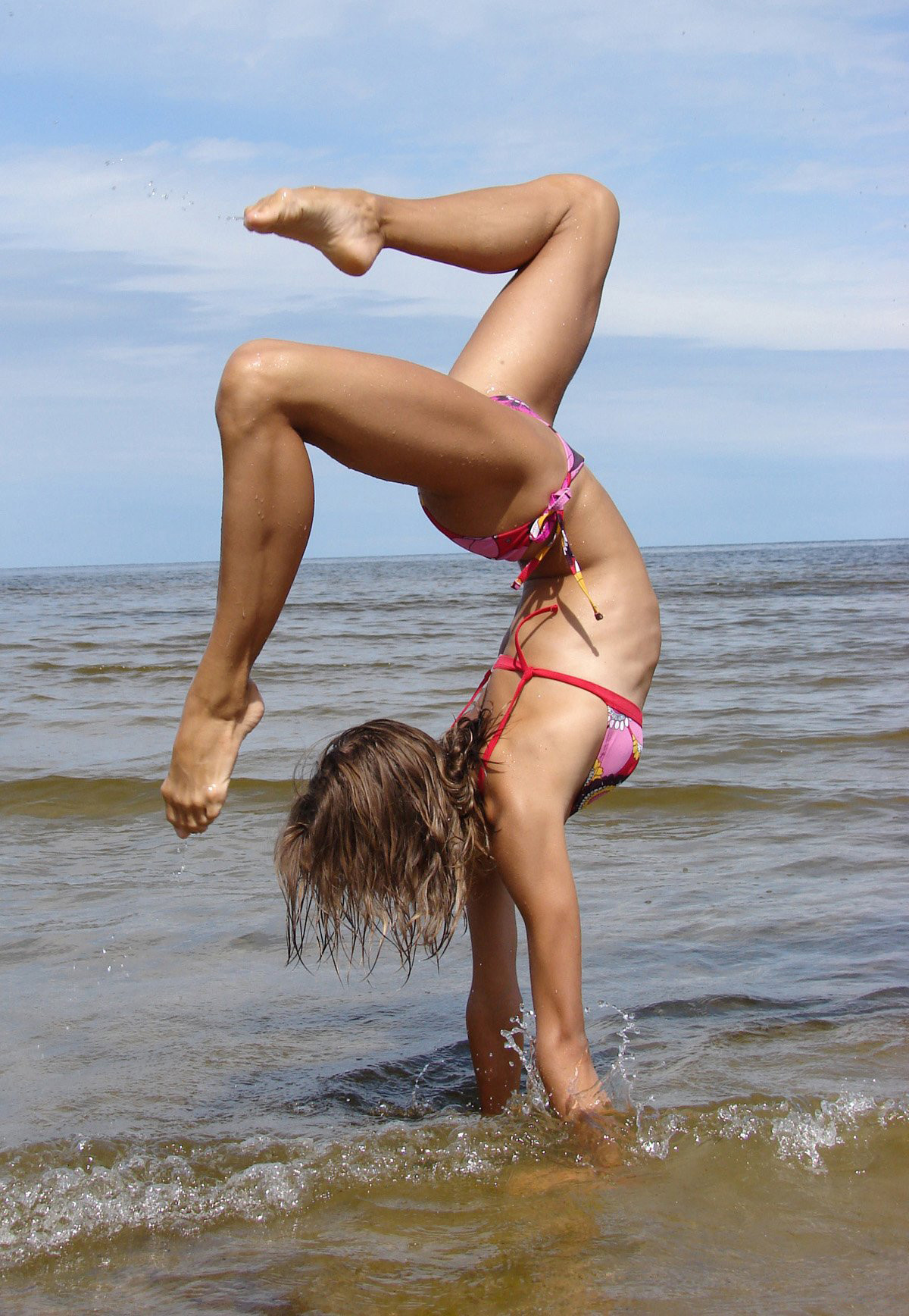 Bikini models gallery flexible — 12