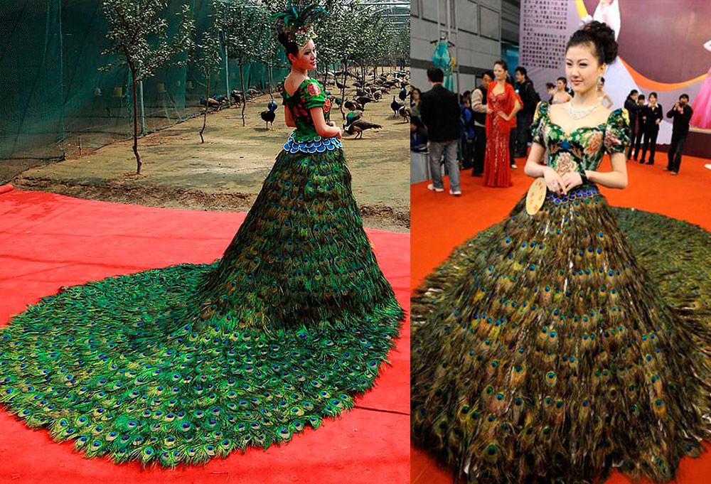 15 самых дорогих платьев в мире