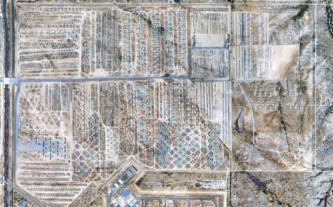 10. Кладбище самолетов мир, поразительно, свалки, ужасает, факты, экология
