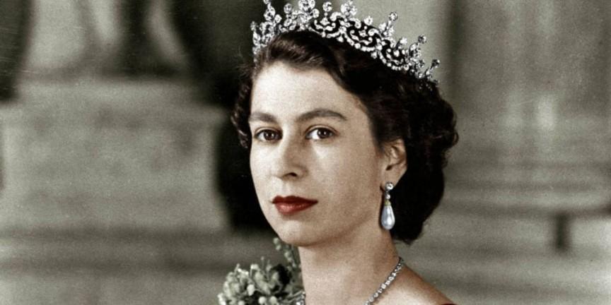 9. Да здравствует Королева британия, королевская семья, светская хроника