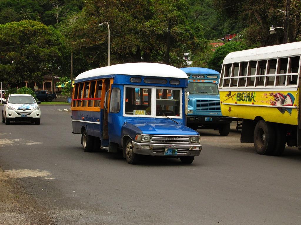 Автобусы самоделки фото