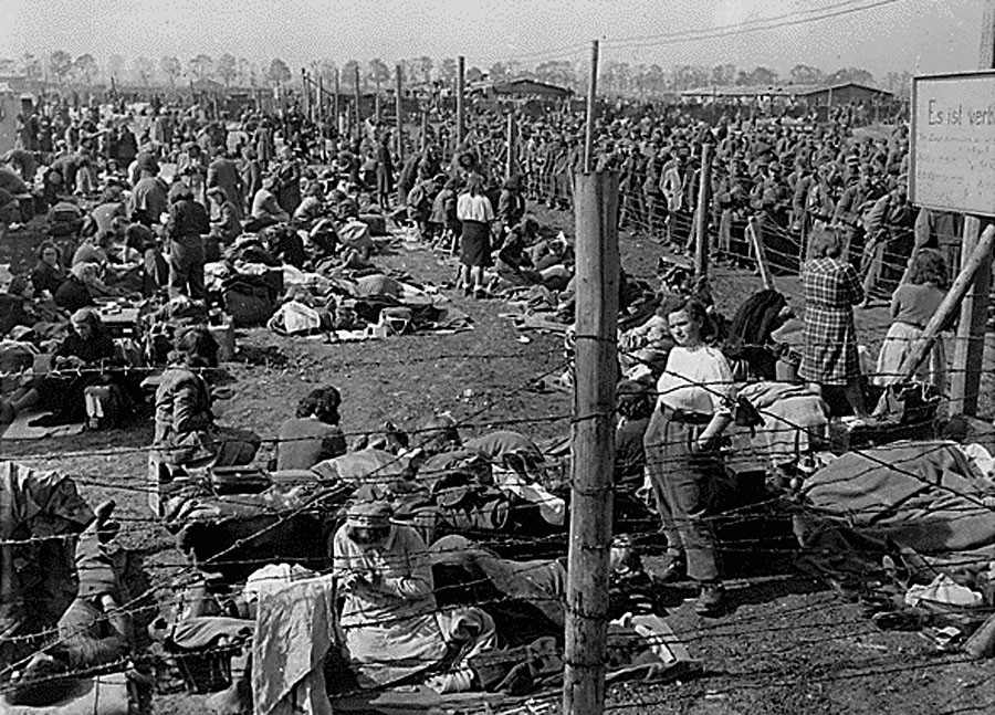 a brief history of the holocaust and the concentration camp system in the world war ii