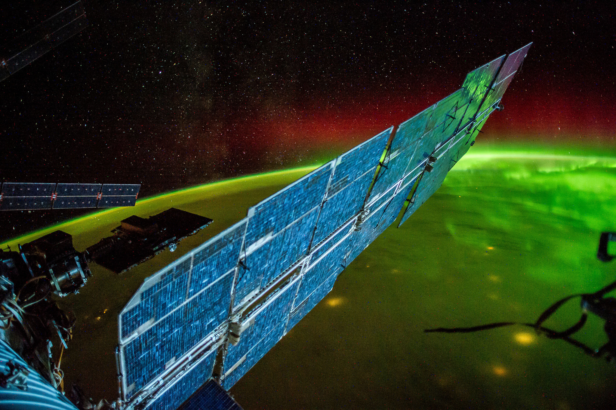 international space station nasa - 1024×681