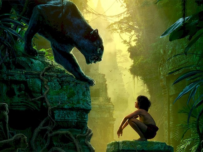 2. Книга Джунглей (The Jungle Book)