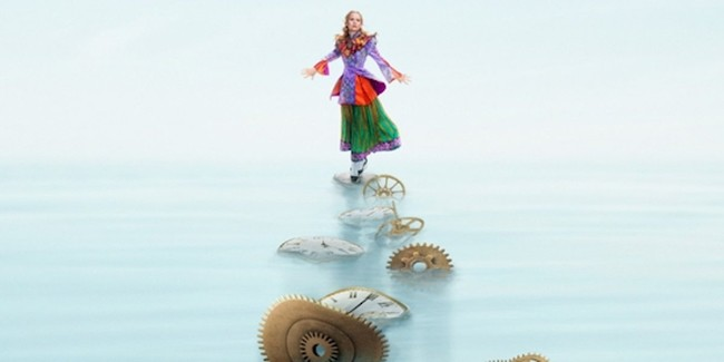 11. Алиса в Зазеркалье (Alice Through the Looking Glass)