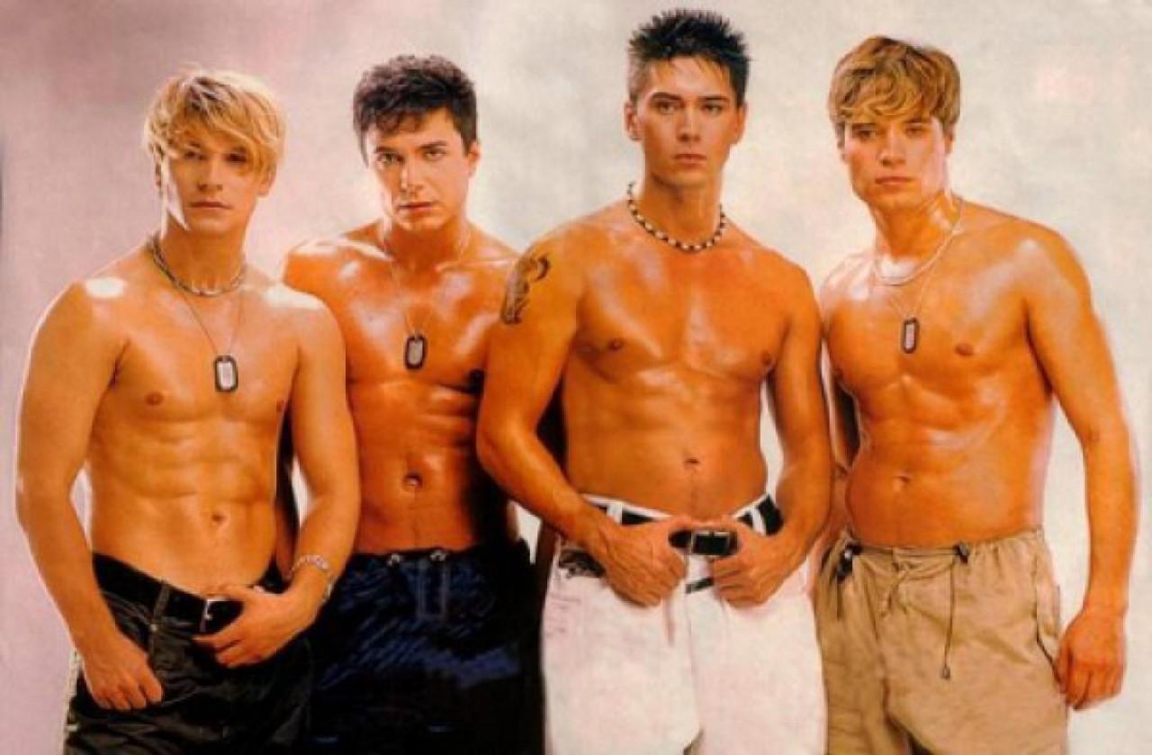 Российские поп группы 90 х золотые руки