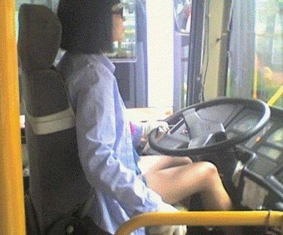 Трахает Тёлку Автобусе