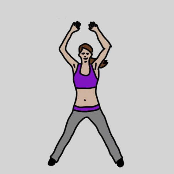 Прыжок ноги врозь – ноги вместе советы, упражнения
